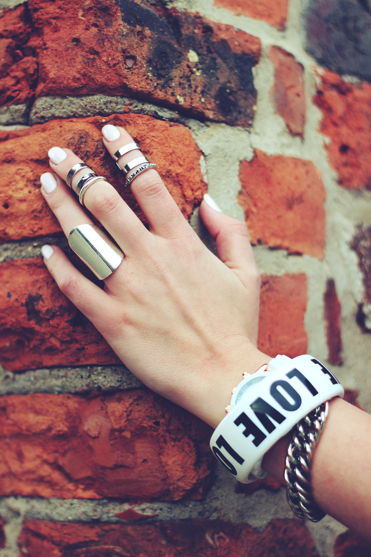 cool girl rings and bracelets